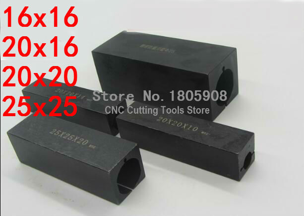 Cutting Tool Stand Holder CNC Hole Cutter Path Boring Bar Tool Set Of Tungsten Steel Seismic,20*20mm,16*16mm,20*16mm,25*25mm