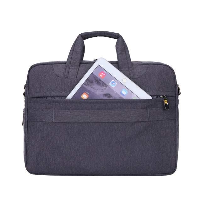 ef68246bce9 FOPATI Laptop bag 15.6 15 14.1 14 inch Nylon airbag men computer bags  fashion handbags Women