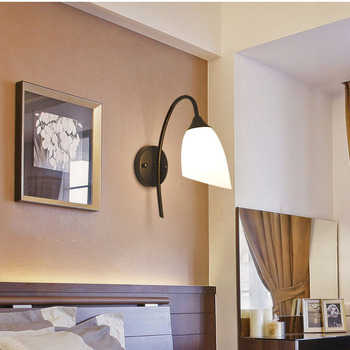 Modern Simple Wall Lamp Restaurant Living Room Wall Lamp Passage Hallway Wall Lamp Individual Bedside Lamp in Bedroom