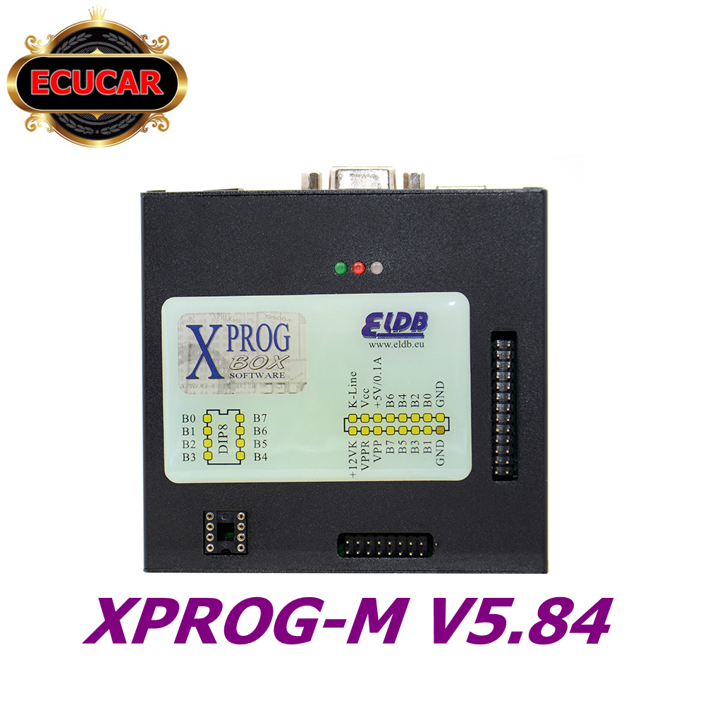 Interior Accessories Efficient Xprog-m V5.84 Ecu Programmer Xprog M V5.84 With Usb Dongle Xprog 5.84 Commodities Are Available Without Restriction
