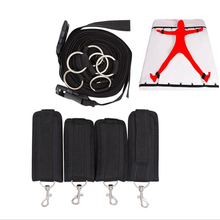 20pcs Adjustable bed binding hot selling sex handcuffs binding with adult articles SM sex swing toys sex position