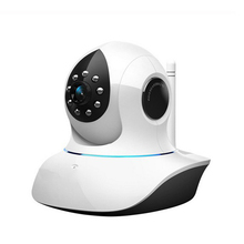 Wireless IP Camera Wifi 1080P HD PTZ Night Vision P2P Security Internet Surveillance Camera Two Way Audio Support TF Card Onvif