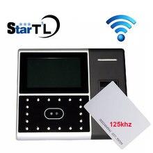 ZK Iface302 Фингерпринта с отпечатков пальцев Доступ Управление TCP/IP отпечатков пальцев биометрический отпечаток лица 125 кГц Rfid карты с поддержкой Wi-Fi