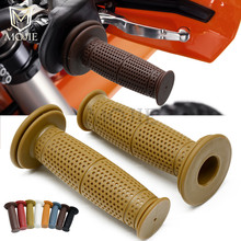 22mm Motorcycle Hand Grips Handle Rubber Bar handlebar Gel For KTM 50 65 85 105 125 144 150 250 525 SX 400 450 EXC-G