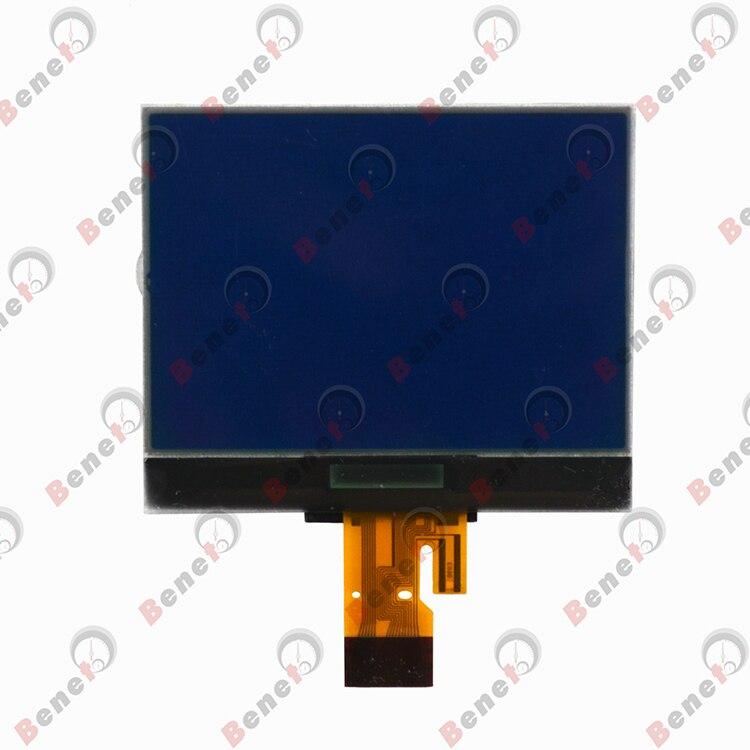 VDO LCD Display Screen For Peugeot 407 Instrument Cluster Dash Pixel Repair peugeot 406 sagem lcd pixel repair ribbon cable replacement flat lcd connector for peugeot 406 sagem dashboard
