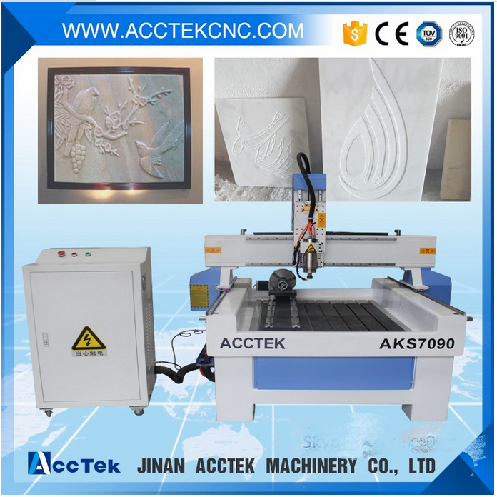 Best Price Stone, Marble, Granite, Wood, Stainless, Steel, Jade, Aluminium, Copper, Silver Cnc 3d Carving Machine For Sale