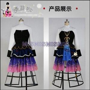 Image 4 - חדש אנימה אהבה לחיות שמש Aqours Yoshiko צושימה ליל כל הקדושים שמלות Cosplay תלבושות מלא קובע
