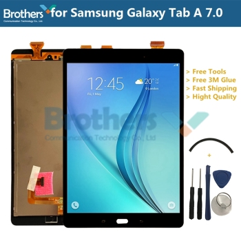 Original Tablet LCD for Samsung Galaxy Tab A 9.7'' P555 P550 LCD Display Screen for Samsung P550 SM-P555 Touch Screen Digitizer
