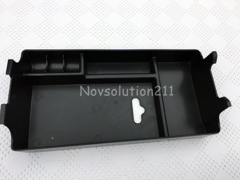 цена на Car Organizer For Mercedes Benz E Class W213 2017 Central Armrest Storage Box Container Holder Tray Accessories Car Styling 1*