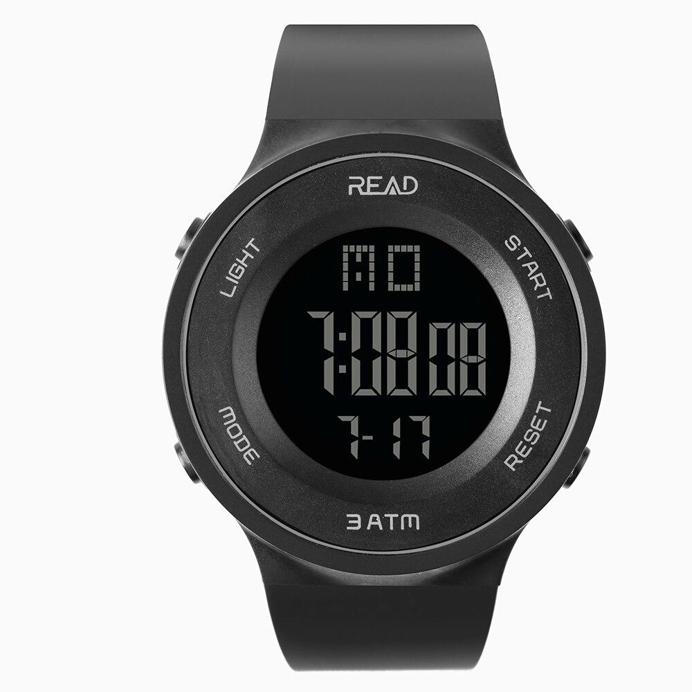 2018 top luxury brand G style men's military sports watch LED digital watch waterproof men's watch Relogio Masculino