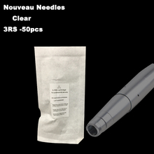 Clear 600D-G 3RS Cartridge Needles Disposable Permanent Makeup Needle Eyebrow Lips For Tattoo Needles