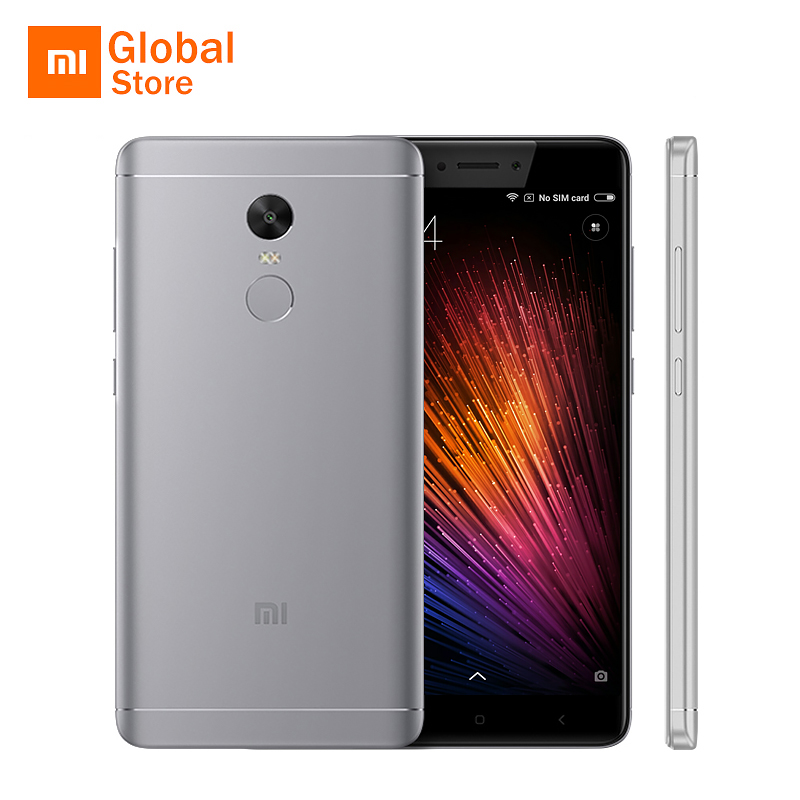 Xiaomi Redmi Note 4X 3GB RAM Mobile Phone Snapdragon Global