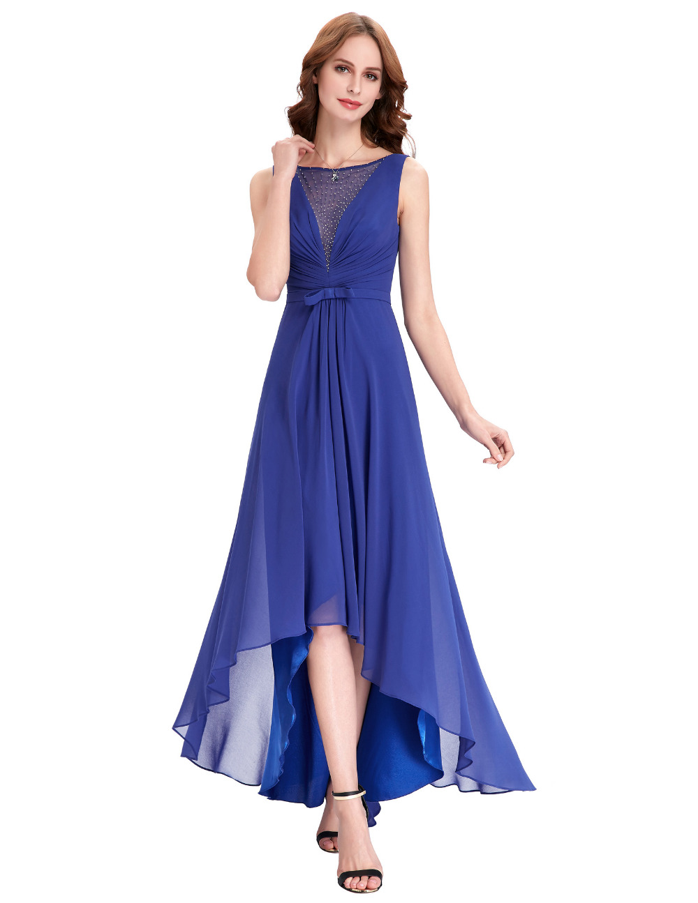Hi low wedding guest dresses fashion dresses for Hi lo dress wedding guest