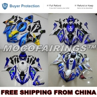 For Yamaha YZF R1 2007 2008 Injection Motorcycle Fairing Kit ABS Body Work YZF R1 07 08