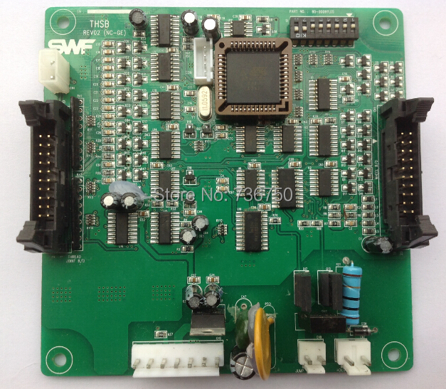 SWF Embroidery Machine Spare Parts BD 40 Thread Break Detect Best Sewing Machine Circuit Board Repair