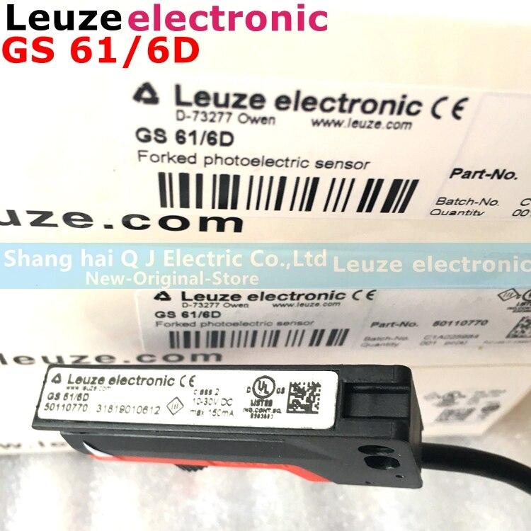 Leuze electronic GS 61/6D GS 61/6.2 GS 61/6D.2 Brand new original Leuze electronic GS 61/6D GS 61/6.2 GS 61/6D.2 Brand new original