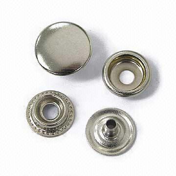 Jeans Bouton 10 Pièce avec rivets en laiton motif boutons 18 mm #582#