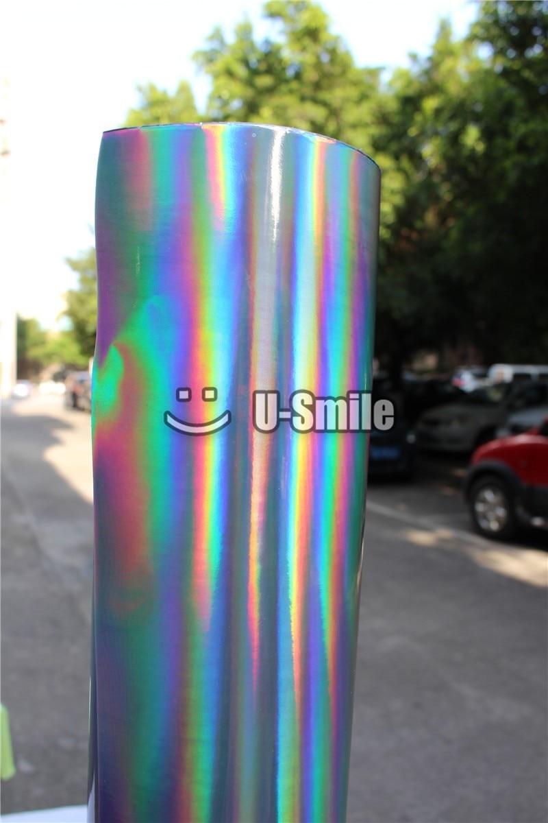 High Quality silver vinyl