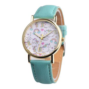 Fashion Cute Unicorn Watch