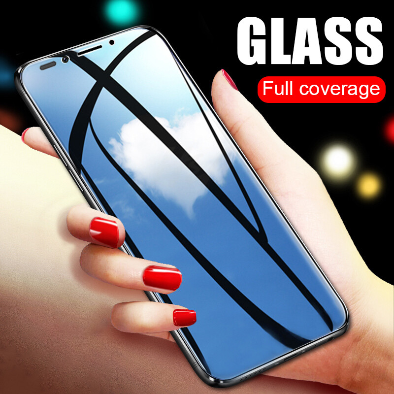 H&A 3D Curved Edge Protective <font><b>Glass</b></font> on the For <font><b>Huawei</b></font> <font><b>Honor</b></font> 7A 7C Pro Tempered Screen Protector <font><b>Honor</b></font> 7C 7A Screen <font><b>Glass</b></font> Film image