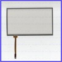 ZhiYuSun para MMC 2190 LADA GRANTA paneles de pantalla táctil de 7 pulgadas Panel táctil resistivo de 4 cables para sensor táctil GPS|Tablets LCD y paneles| |  -