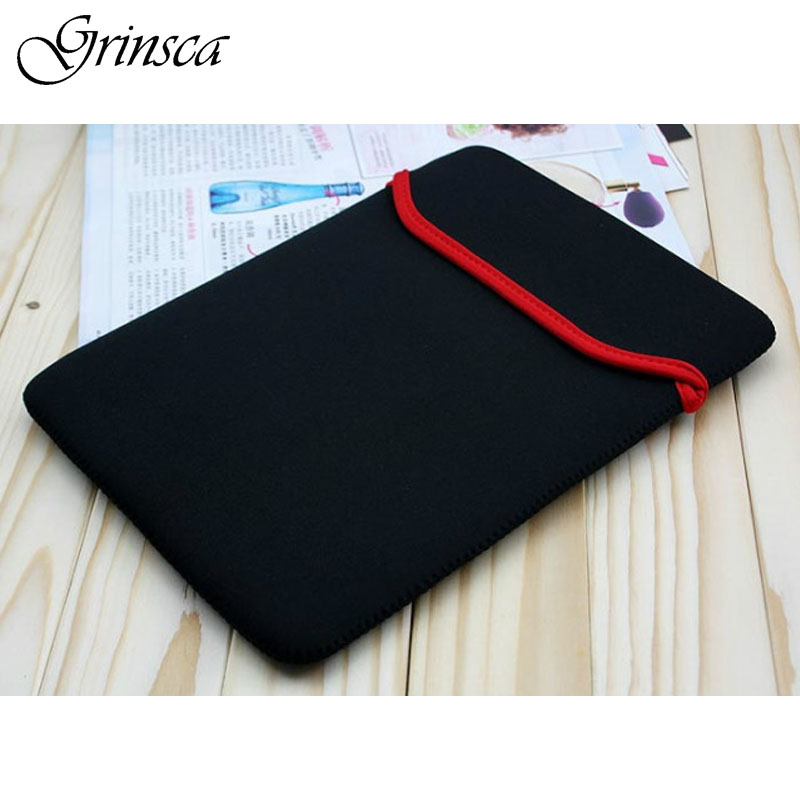 7 8 9 10 Tablet Sleeve Case for ipad 9.7 inch mini 2 3 4 Universal Tablet Pouch Case Soft Bag for Kindle for Huawei soft neoprene protective pouch case for ipad 9 7 tablets black