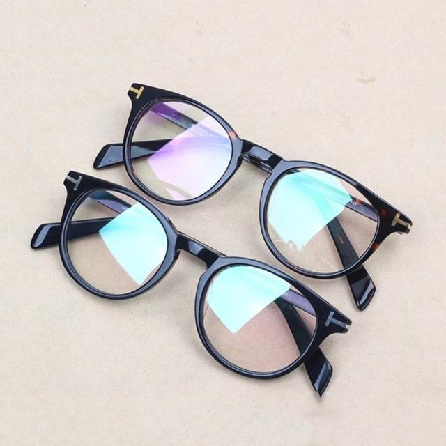 Vazrobe acétate Cadre de Lunettes hommes femmes Lunettes Rond homme  Prescription lunettes myopie dioptrie lunettes vintage 18ac6930d86f
