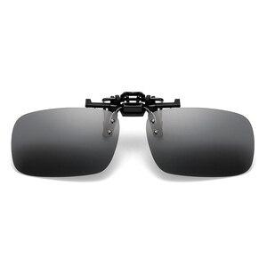 Fishing Use Sunglasses Eyewear Clip On S