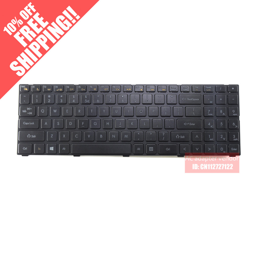 618910 580 1 FOR HASEE K580S i5 i7 D0 D1 D2 D3 K580N Ares K580C K620C laptop keyboard