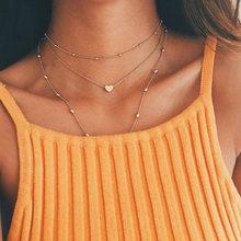 Многослойные ожерелья Чокеры в стиле стимпанк Ретро стиль лето
