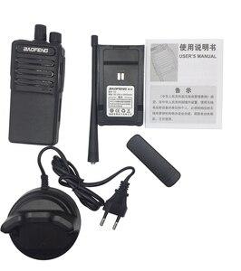 Image 5 - Nieuwe Baofeng BF C5 Draagbare Twee Manier Radio 5W Uhf 400 470Mhz Walkie Talkie Handheld Transceiver Ham Cb radio Amateur Communicator