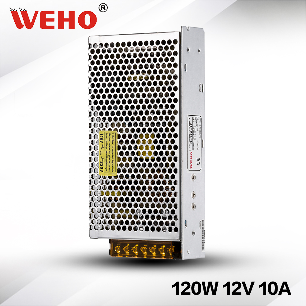 ( S-120-12)China hot-selling 12v dc 120w switching power supply 12 volt 120W dc power supply image