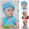 2016 del niño del bebé casco casco Cap sombrero ajustable No baches niños paseo de aprendizaje cascos de protección sombrero tapa del engranaje XT