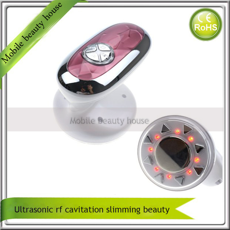 цена Ultrasound rf Cavitation Body Beauty Care Contour Sculptor Fat Burn Anti Cellulite Red Led Photon Rejuvenation Beauty Machine