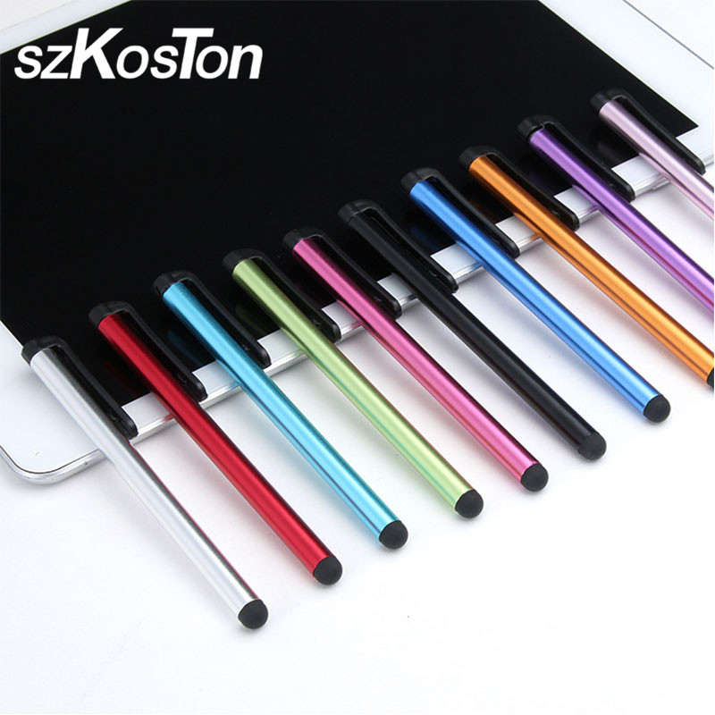10 PCS Touch Screen Stylus Pen Capacitive Touch Pen For IPhone IPad Touch Suit For Huawei Xiaomi Huawei Etc Phones Tablet PC Pen