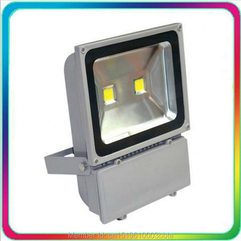 4PCS Warranty 3 Years 100-110LM/W Waterproof Outdoor LED Flood Light LED Floodlight 100W Spotlight Tunnel Bulb