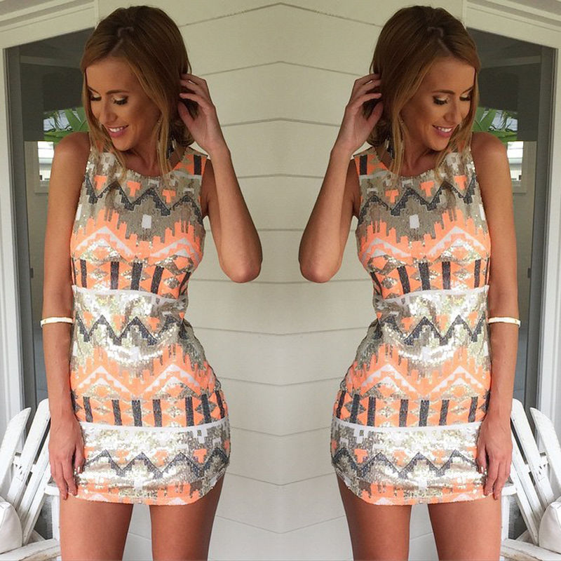 High Quality Orange Overlay Mini Dress Casual <font><b>Bodycon</b></font> <font><b>Sexy</b></font> Party Dresses for Women <font><b>vestido</b></font> <font><b>de</b></font> <font><b>renda</b></font> <font><b>bodycon</b></font> mini dress image