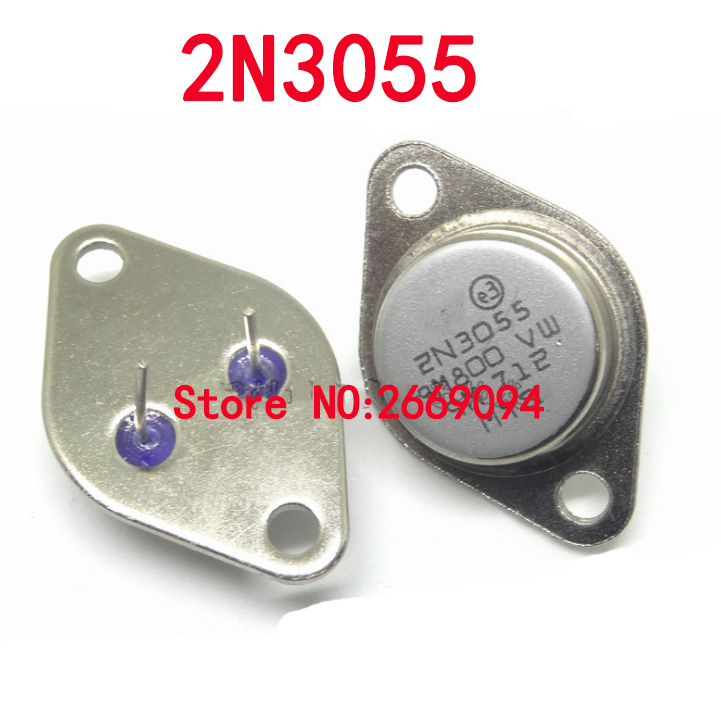 20 шт./50 шт., 2N3055 N3055 3055 TO-3 MJ2955 J2955 955 TO3