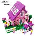 Ausini modelo kits de construcción modelo compatible con lego city ville 622 3D bloques Educativos y de construcción de juguetes y pasatiempos para niños