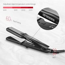 Interchangeable Fast Hair Straightener