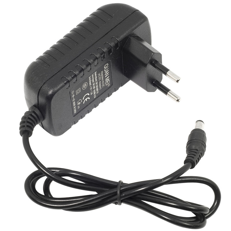 DC 12V Power Adapter AC100-240V Lighting Transformers Output DC 12V 1A 2A 3A Switching Power Supply For LED Strip