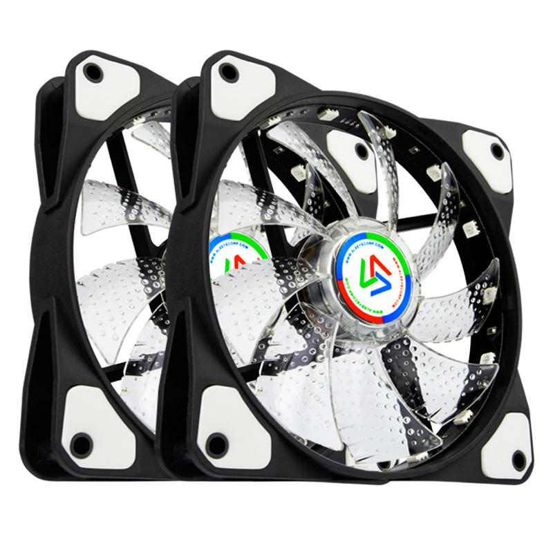 ALSEYE CLS-200 RGB ventilator 120 mm externe pc-ventilator RGB - Computer componenten - Foto 3