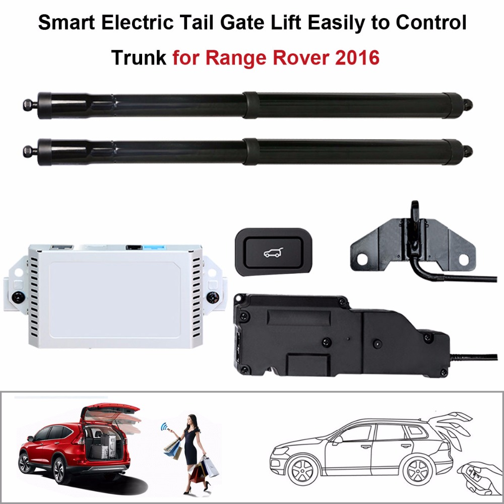 Electric Tail Gate Lift for Range Rover 2016 Control by Remote