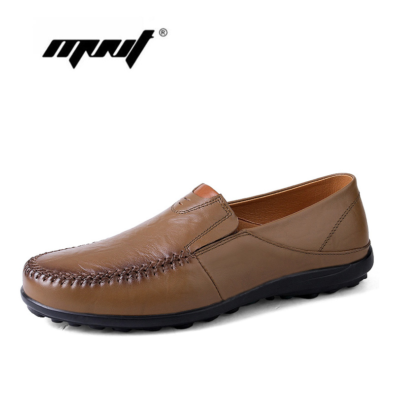 High Quality Men Casual Shoes Fashion Men Flat Shoes Full Genuine Leather Men Loafers Slip On Moccasins Shoes Men dxkzmcm new men flats cow genuine leather slip on casual shoes men loafers moccasins sapatos men oxfords