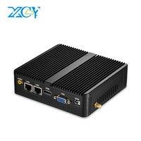 XCY X30 Mini PC Intel Celeron N2810 2 0GHz Windows 7 8 10 With 2x 1000Mbps