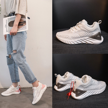 Liren 2019 Summer Fashion Casual Luxury Shoes Women Designers Sneakers Breathable Comfortable Flat Womens Vulcanize