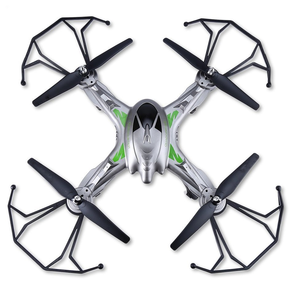 2017 JJRC H25G 5.8G Real-time Transmission HD 2.0MP CAM 2.4G 4CH 6 Axis Gyro Quadcopter Christmas Birthday Gift