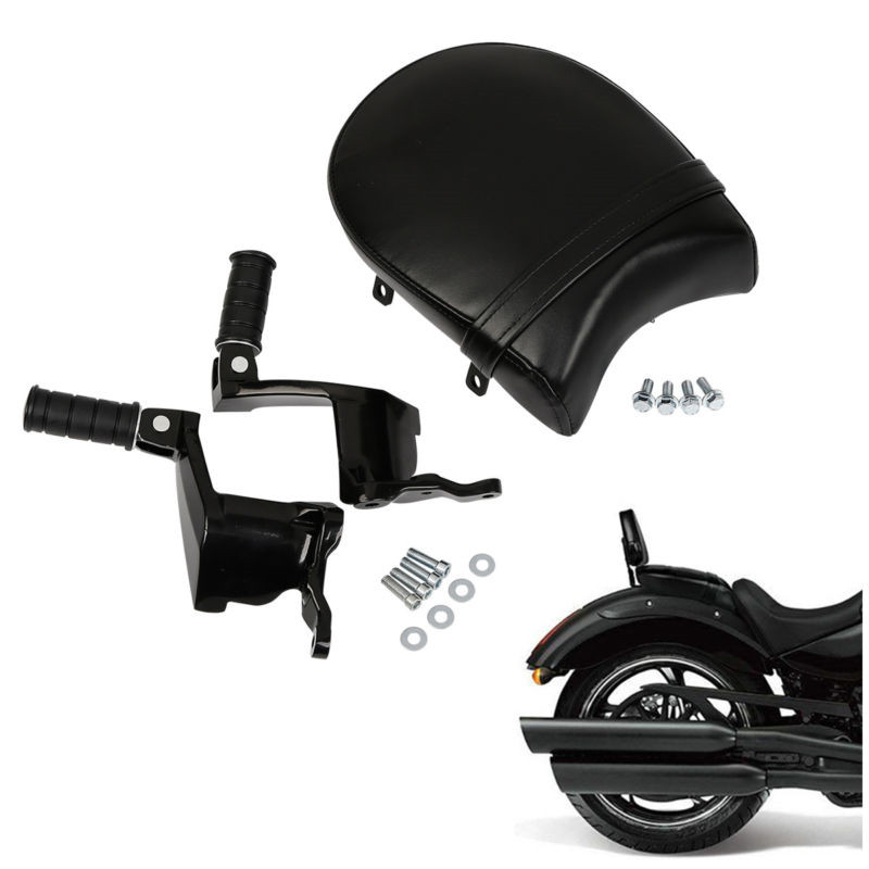 Rear Footrest Mount Passenger Seat Backrest For Victory High Ball Gunner Vegas Boardwalk  Gunner  Motorcycle Accessories