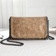 Große Leder Frauen Tasche Designer Handtasche Kette Schulter Messenger Bag Damen Handtasche Strick Kupplung Luxus Abendtaschen