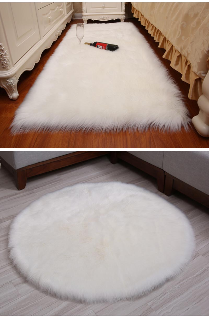 faux fur rugs (5)